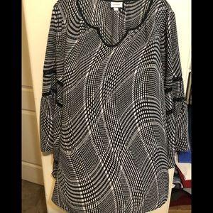 Flowy lightweight blouse
